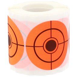 Papier Klebe-Zielscheiben